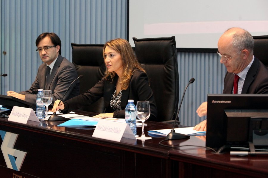 Inauguración do curso monográfico sobre transparencia, goberno aberto e Administración pública